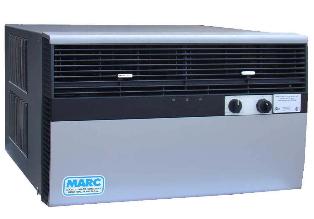 R series shield air solutions inc for Window unit heat pump