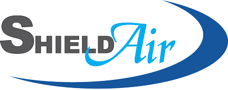 shield air transparent logo